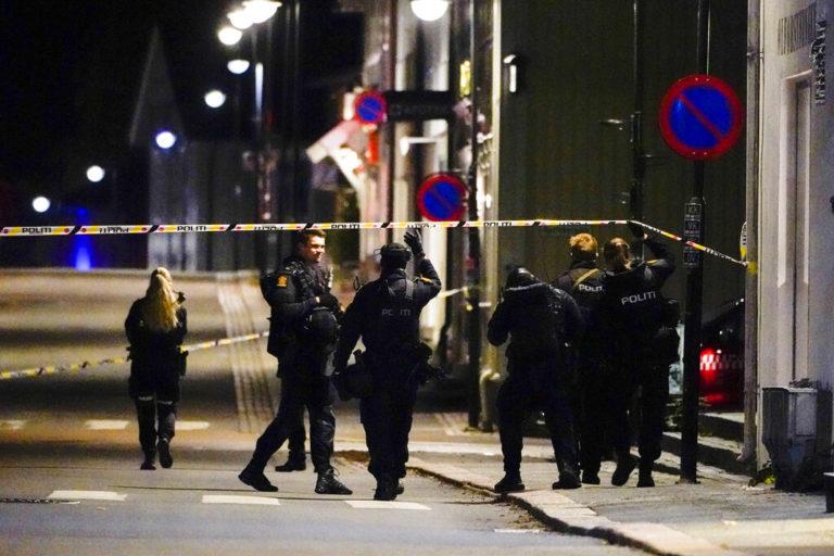 Con arco y flecha, atacante asesina a varias personas en Noruega; policía lo detiene