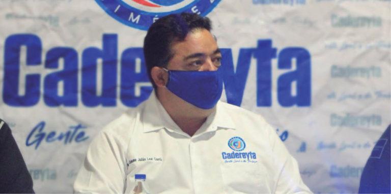 El alcalde Cosme Leal envió caldos de res a los diputados.