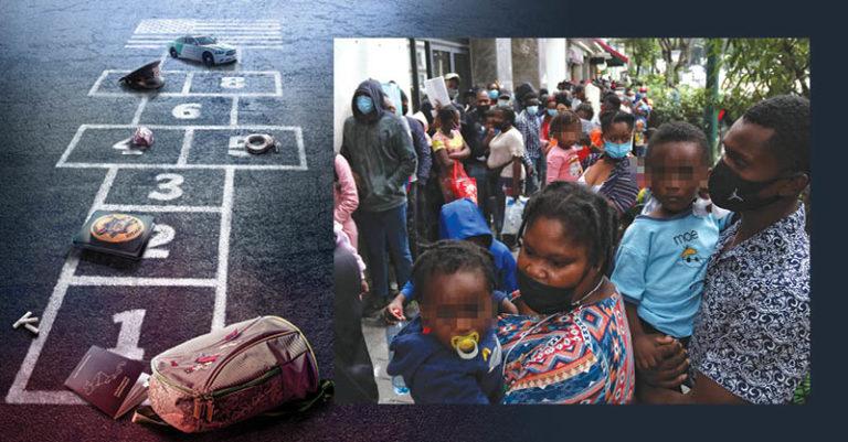 la política migratoria en México es un espejo de lo que ocurre en Estados Unidos