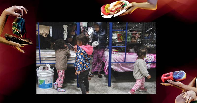 Desde este año, la legislación no permite que menores de edad sean detenidos en estaciones migratorias, pero en la práctica esto no se cumple