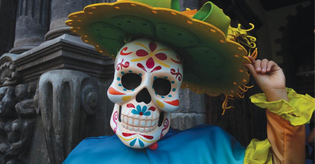 El desfile conmemorativo internacional del Día de Muertos, edición 2021, marca el regreso de los eventos masivos en la Ciudad de México