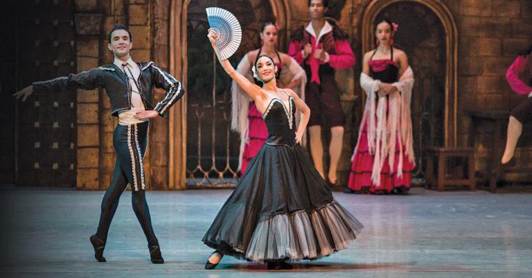 El ballet clásico Don Quijote regresará a los escenarios, a cargo de la Compañía Nacional de Danza con la versión de Caroline Llorca