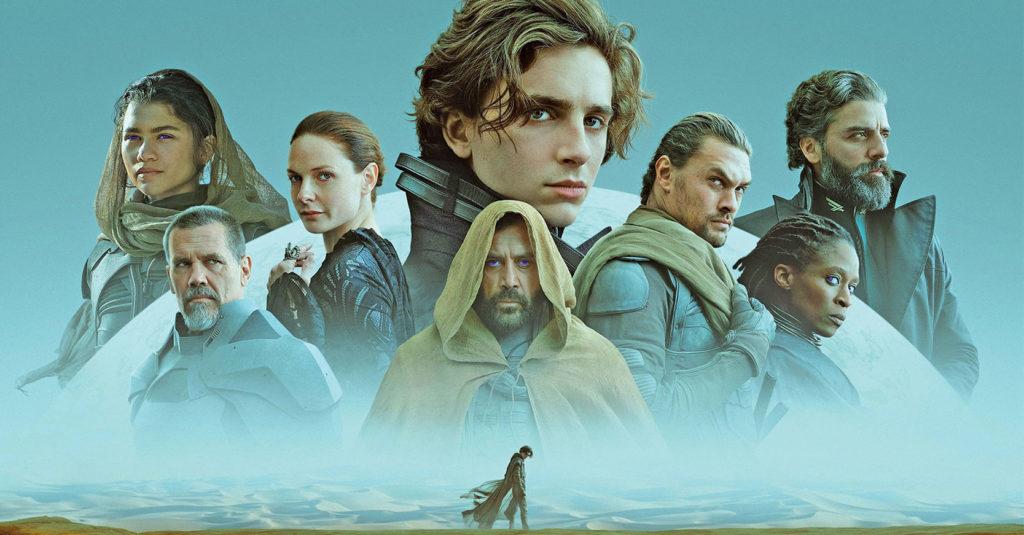Dune es audiovisualmente todo lo que podíamos esperar y más