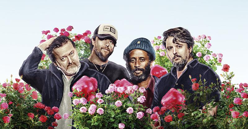 El grupo británico Elbow regresa a la escena musical con su disco Flying dream 1, compuesto durante el confinamiento