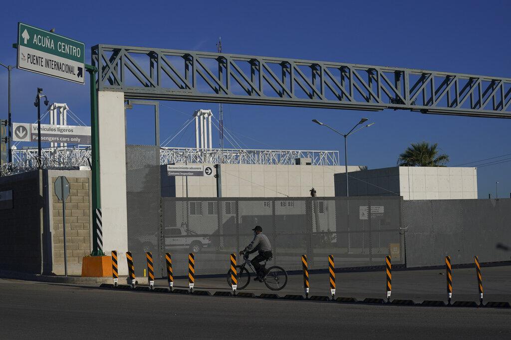Estados Unidos reabrirá finalmente fronteras terrestres con México y Canadá en noviembre