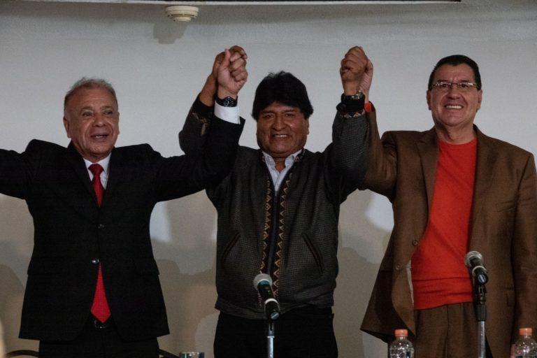 Evo Morales advierte a México peligros de no proteger el litio de empresarios como Elon Musk