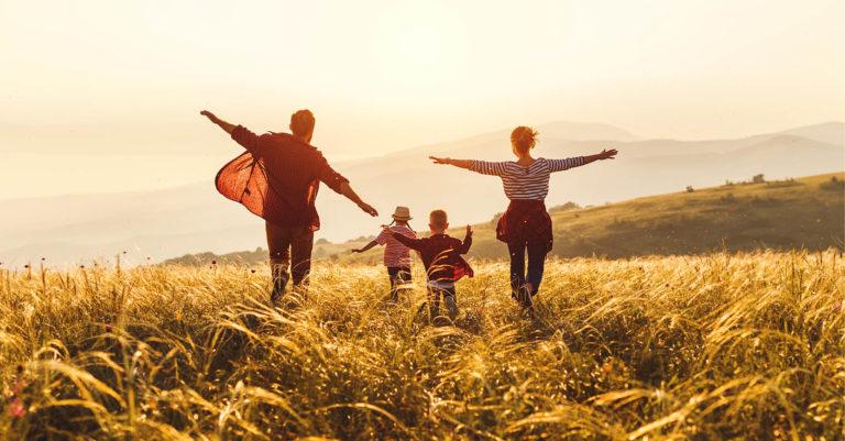 La idea de agradecer y de dedicar un tiempo de calidad para la familia nos ayuda a emprender un negocio.