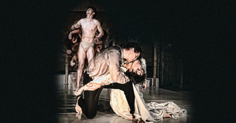Frankenstein, de Mary Shelley, que ahora es llevada al mundo de la danza por La infinita compañía en la Capilla Gótica del Instituto Cultural Helénico