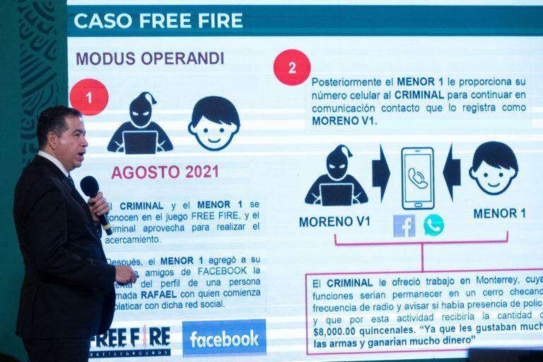 Gobierno de AMLO advierte peligros de jugar 'Free Fire', 'Call of Duty', 'Gears of war' y 'GTA'