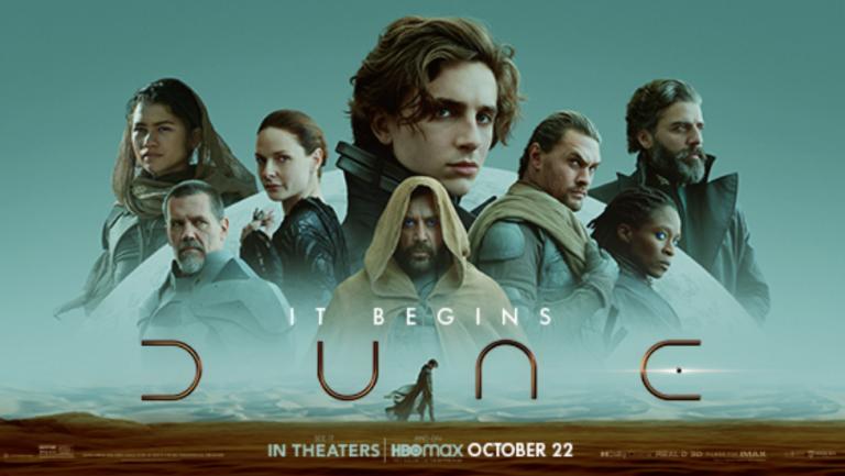 Guillermo del Toro fue el primero en ver Dune