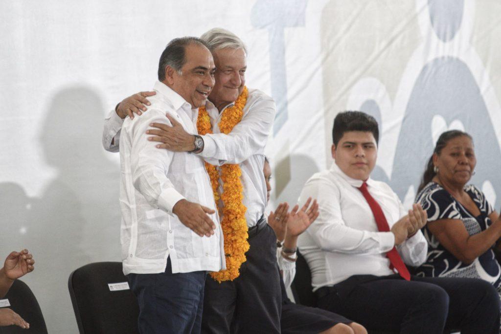 """Héctor Astudillo se uniría al equipo de AMLO: """"No es un día de campo gobernar Guerrero"""""""