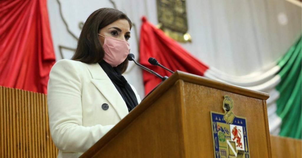 Karina Barrón, rechazó el aumento al impuesto predial por parte de los municipios