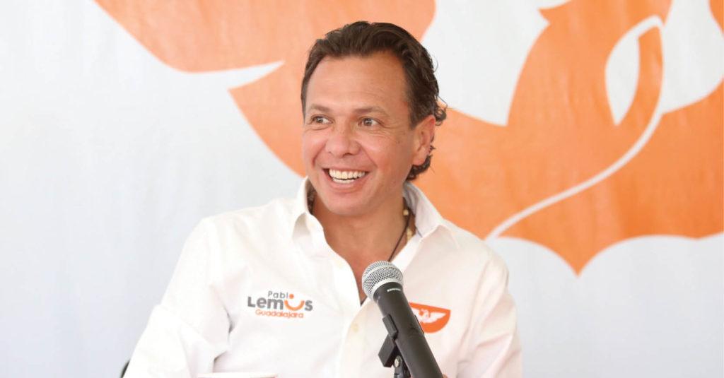 Pablo Lemus Navarro, de Movimiento Ciudadano, ya lleva despedidos alrededor de mil 200 empleados del ayuntamiento tapatío