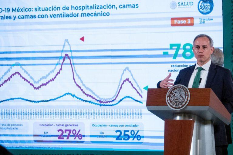 López-Gatell pide registrar a menores con comorbilidades para vacuna contra COVID-19