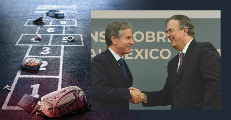 Tanto el gobierno de México como el de Estados Unidos se han comprometido a resolver el problema de la migración de raíz
