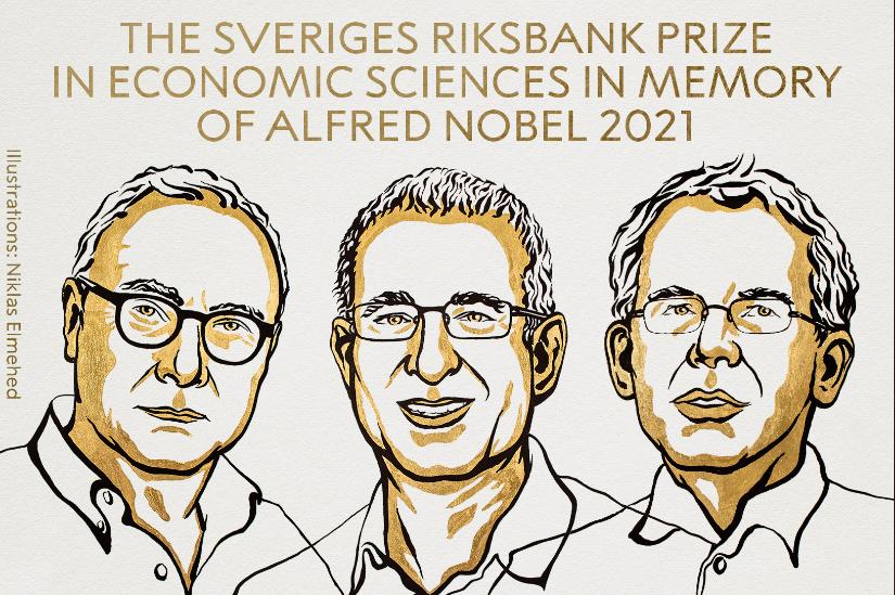 Nobel de Economía para 3 investigadores del salario mínimo, inmigración y educación laboral
