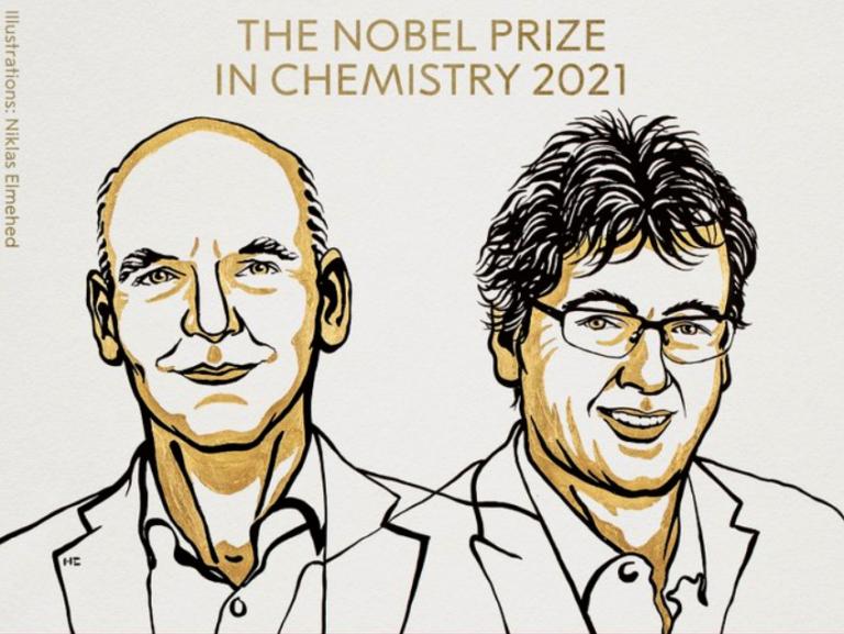 """Nobel de Química para 2 científicos por hallar una manera """"ingeniosa"""" de construir moléculas"""