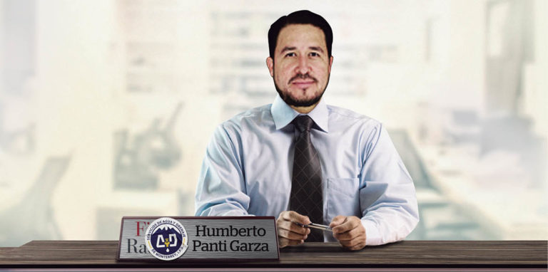 Humberto Panti Garza, nuevo titular de la Dirección de Administración y Finanzas de Servicios de Agua y Drenaje de Monterrey (SAyDM)