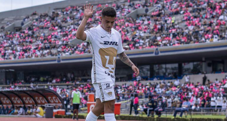 Liga BBVA MX Apertura Grita Mexico 2021 Pumas UNAM