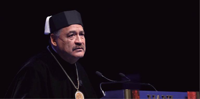 Santos Guzmán López es el nuevo rector de la UANL.