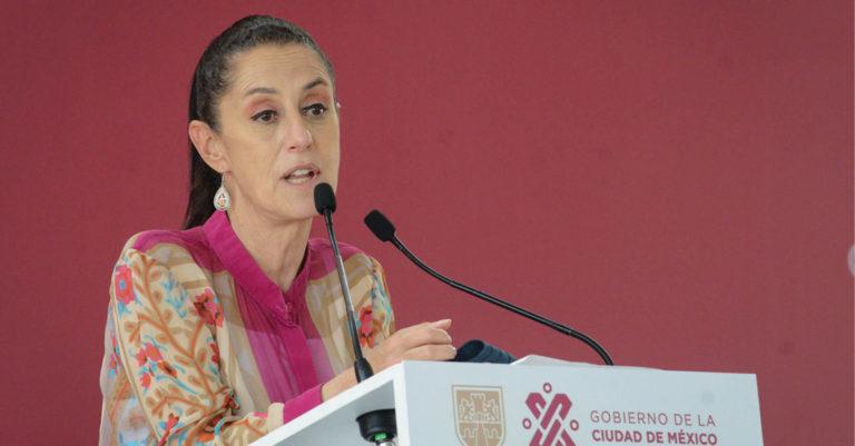 Claudia Sheinbaum, informó que no todos los alcaldes participarán de manera diaria en los Gabinetes de Seguridad