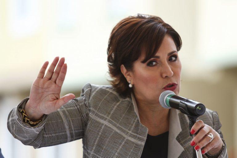 Rosario Robles: Querían que incriminara a Peña Nieto y Videgaray; soy una presa política