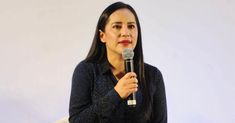 La alcaldesa de Cuauhtémoc Sandra Cuevas incurrió en el uso de recursos públicos para promocionar partidos políticos el pasado 1 de octubre
