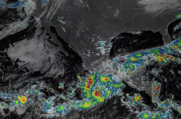 ¿Se convertirá en huracán? Tormenta tropical Rick amenaza Guerrero y Michoacán