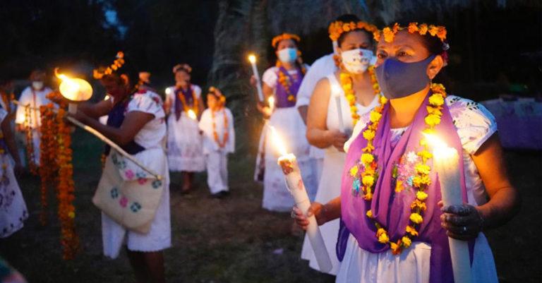 Con la primera edición del Festival El peregrinar de las Almas, el estado de Veracruz costeño buscará reactivar su economía