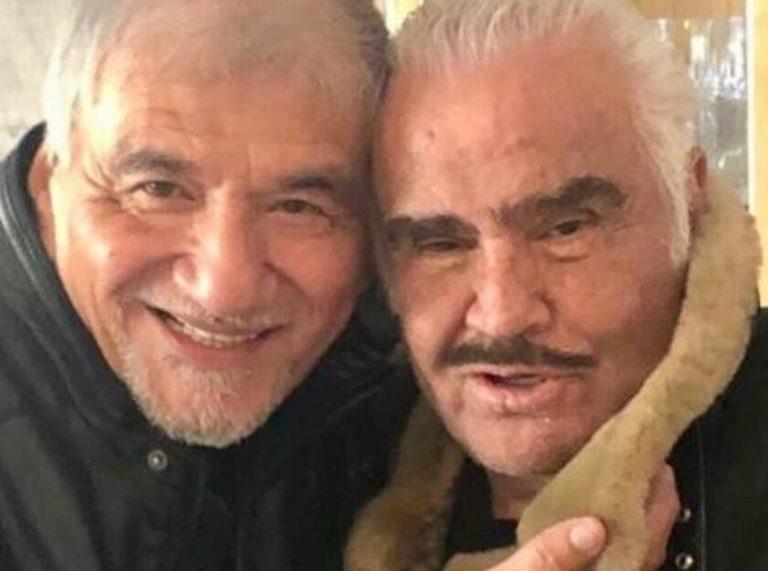 """""""Adiós mi compositor"""": Martín Urieta dice que Vicente Fernández """"se despidió"""" de él"""